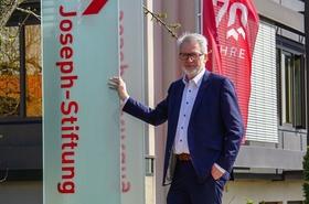 Dr. Wolfgang Pfeuffer, Joseph-Stiftung