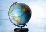 Drehender Globus, Bewegung