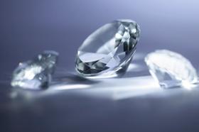 Drei Diamanten