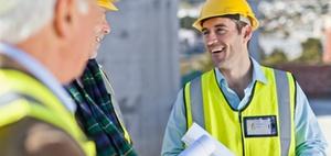 Auf einen Blick: Arbeitsschutz von der Planung bis zur Baunutzung