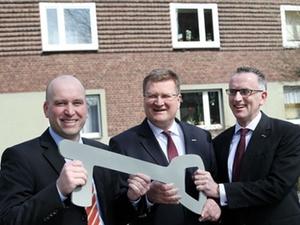 Verkauf: Düsseldorfer Wohnungsgenossenschaft DWG erwirbt Mehrheit