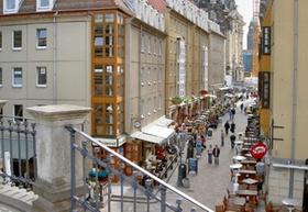 Wohnkostenanalyse des IVD, Platz 6: Dresden