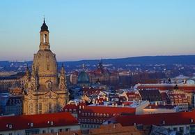 Dresden_Blick über die Stadt_Winter 2012