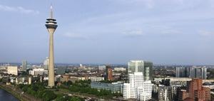 Düsseldorf: Im Stadtteil Benrath entstehen 400 neue Wohnungen