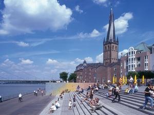Düsseldorf und Frankfurt unter den Top-5-Metropolen weltweit
