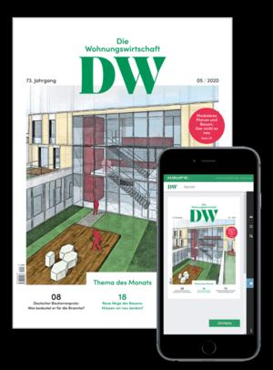 Die Wohnungswirtschaft Ausgabe 5/2020 | Wohnungswirtschaft
