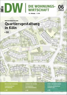 DW Die Wohnungswirtschaft Juni 2012