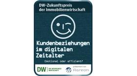 DW Zukunftspreis 2014 Logo