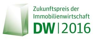 Auslobung: DW-Zukunftspreis der Immobilienwirtschaft 2016