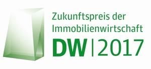 Auslobung: DW-Zukunftspreis der Immobilienwirtschaft 2017