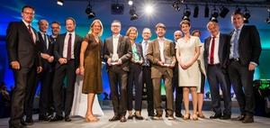 15. DW-Zukunftspreis der Immobilienwirtschaft verliehen