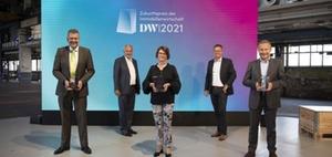 DW-Zukunftspreis der Immobilienwirtschaft: Preisträger 2021