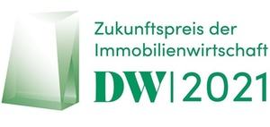 DW-Zukunftspreis der Immobilienwirtschaft 2021: Bewerben!