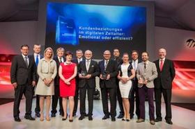 DW Zukunftspreis Gruppenfoto