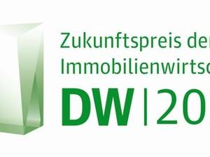 Auslobung: DW-Zukunftspreis der Immobilienwirtschaft 2015