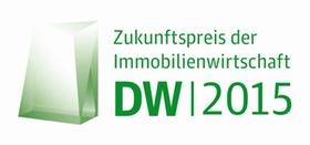 DW-Zukunftspreis Logo