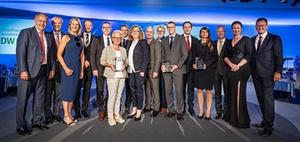 16. DW-Zukunftspreis der Immobilienwirtschaft verliehen