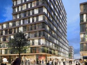 PECE realisiert 80 Millionen Euro teures Bürogebäude