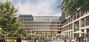 Smart Office: TH Real Estate kauft Edge-Büroprojekt in Berlin