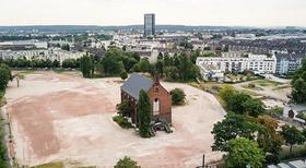 Ehemalige JVA Düsseldorf Ulmer Höh Kapelle
