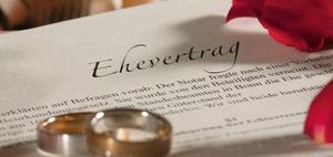 Wegen Betreuungsunterhalts-Begrenzung sittenwidriger Ehevertrag