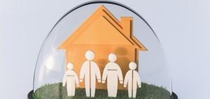 Streit um neue Einfamilienhäuser: Viel Lärm um nichts?