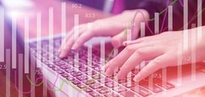 Manuelle Datenerfassung und Administration abgeben