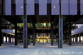 Eingang Europäischer Gerichtshof