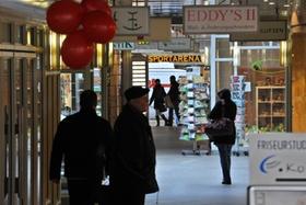 Dietler-Passage Einkaufspassage Passage