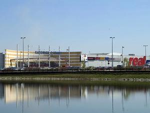 Union Investment erweitert Shopping-Center in Kattowitz und Lodz