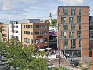 Hochschule Aalen zieht in Büroturm Mercatura