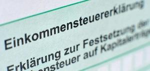 BFH Kommentierung: Aufforderung zur Abgabe einer Steuererklärung
