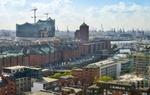 Hamburg Elbphilharmonie und Speicherstadt