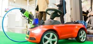 Elektrowagen als Firmenwagen und weitere Steuerentlastungen