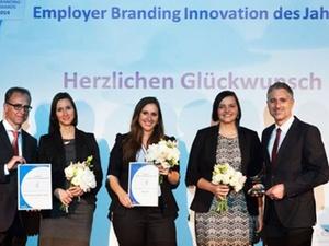 Arbeitgebermarke: Employer-Branding-Innovation des Jahres