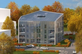 Energie-Plus-Haus Frankfurt-Riedberg
