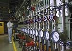 Energieversorgung in wissenschaftlichem Institut