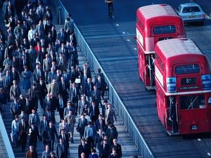 Londons Zentrum von ausländischen Investoren dominiert