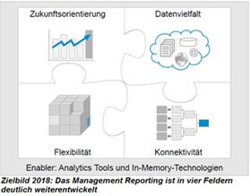 Entwicklungsfelder des Management Reportings