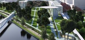 Kanzleramt: 400 neue Büros für knapp eine halbe Milliarde Euro
