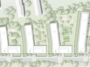 Projekt: 163 neue Wohnungen in Erlangen