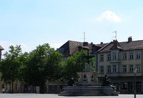 Erlangen_Paulibrunnen