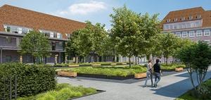 """Engelhardt investiert 155 Millionen Euro in """"Erlanger Höfe"""""""