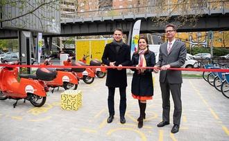 Carsharing & Co.: E-Mobilität: BVG und Gewobag eröffnen ersten Hub in Berlin