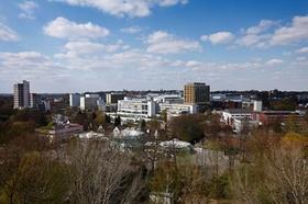 Essen Ruhrgebiet_Stadtansicht