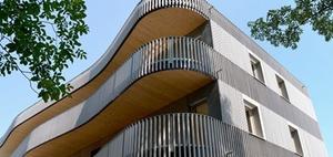 Holzmodulbauweise: Wohnprojekt für Integration in Esslingen