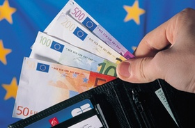 EU Geldbörse