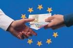 EU Geldübergabe