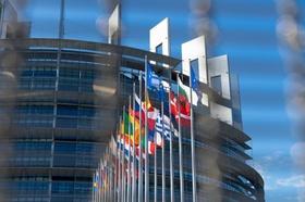 EU-Kommission Europa-Parlamant Straßburg