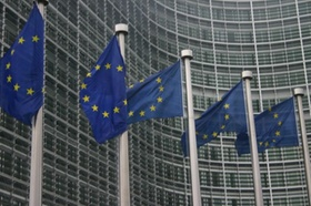 EU-Kommission Gebäude Brüssel